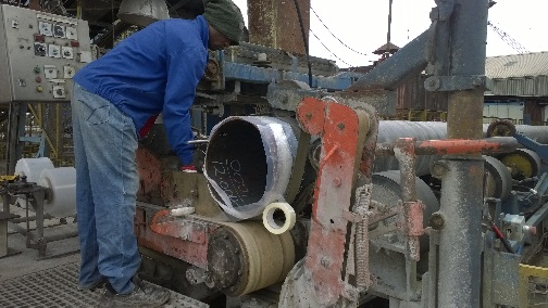 Coating of PQT Pipes
